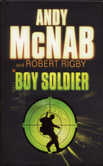 Boy Soldier book cover