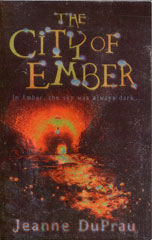 The City of Ember book cover