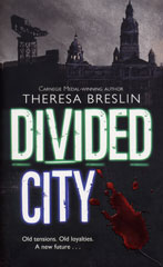 Divided City book cover