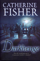 Darkhenge book cover