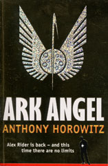 Ark Angel book cover