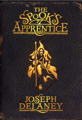 The Spook's Apprentice book cover