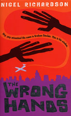 The Wrong Hands book cover