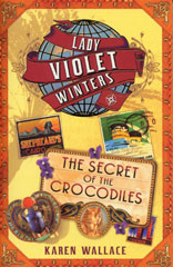 The Secret of the Crocodiles book cover