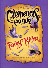 Clemency Pogue, Fairy Killer book cover