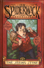 The Spiderwick Chronicles: The Seeing Stone book cover