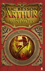 Arthur and the Minimoys book cover
