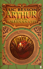 Arthur and the Forbidden City book cover