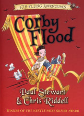 Corby Flood book cover