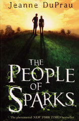 The People of Sparks book cover