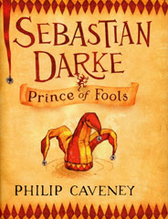 Sebastian Darke, Prince of Fools book cover