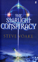 The Starlight Conspiracy book cover