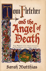 Tom Fletcher and the Angel of Death book cover
