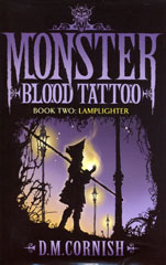 Monster Blood Tattoo: Lamplighter book cover