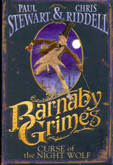 Barnaby Grimes: Curse of the Night Wolf book cover