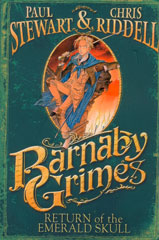 Barnaby Grimes: Return of the Emerald Skull book cover