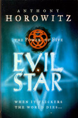 Evil Star book cover