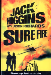 Sure Fire book cover