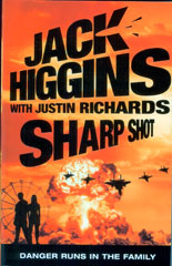 Sharp Shot book cover