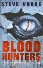 Blood Hunters book cover