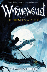 Wyrmeweald: Returner's Wealth book cover