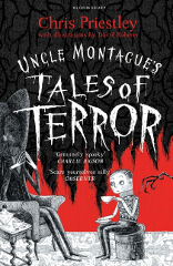 Uncle Montague's Tales of Terror book cover