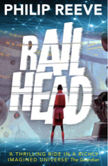 Railhead book cover