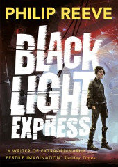 Black Light Express book cover