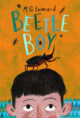 Beetle Boy book cover
