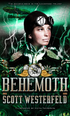 Behemoth book cover