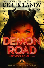 Demon Road book cover