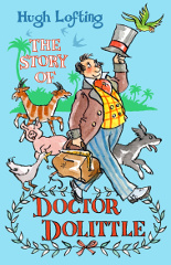 The Story of Doctor Dolittle book cover